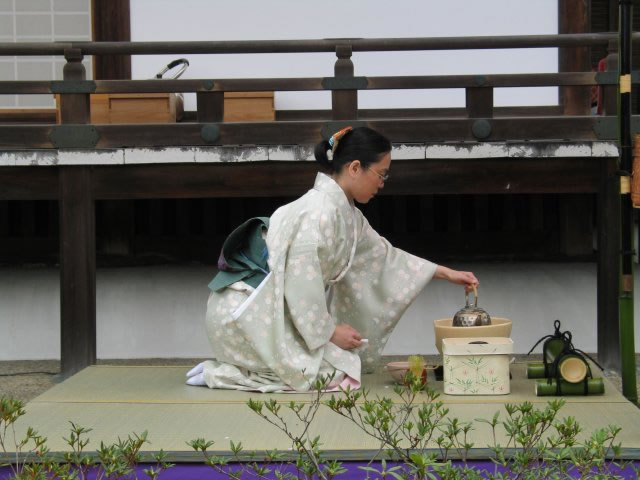 Chanoyu Tea Ceremony